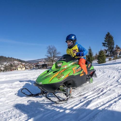Szkółka narciarska